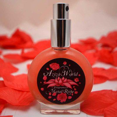 Metal Rose Perfume