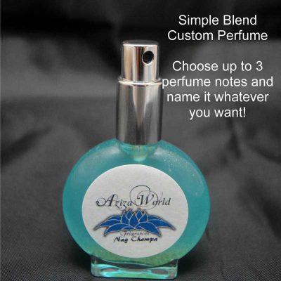 Simple Blend Custom Perfume or Cologne