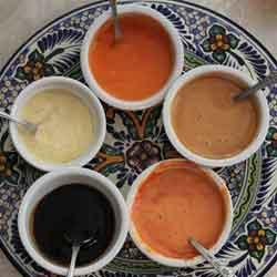 Salsa & Sauces