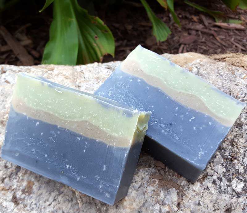 how to make crystal bar soap