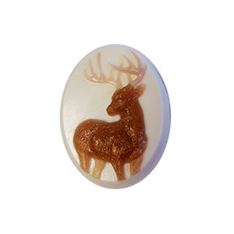 Buck Decorative Soap