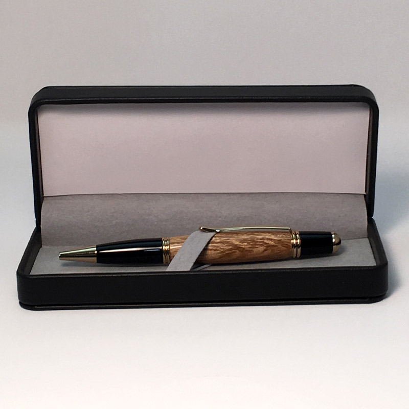 Premium Leather Pen Box