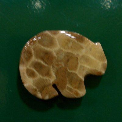 Bear-Petoskey-Stone-Magnet
