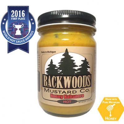 Honey Habanero Mustard