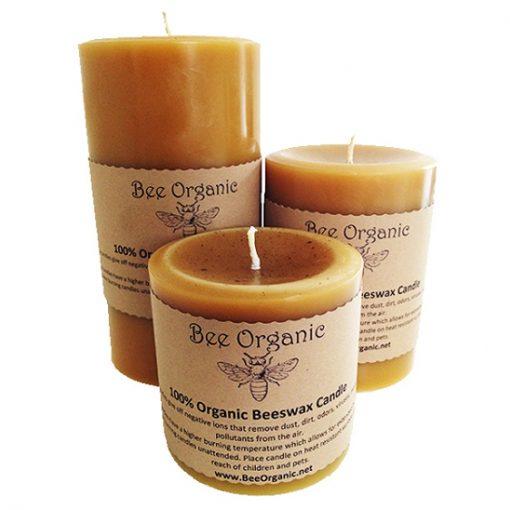bee-organic-beeswax-pillar-set