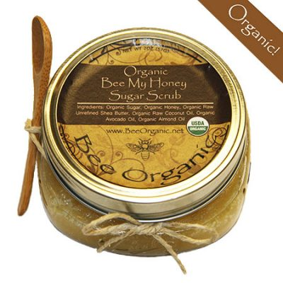 bee-organic-honey-sugar-scrub