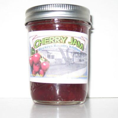 Beckey's Kountry Kitchen Cherry Jam