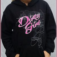 Dirt Modified Dirty Girl Hoodie
