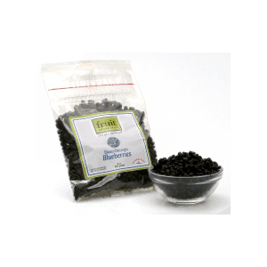 Dried Wild Blueberries: