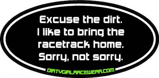 excuse-the-dirt-decal