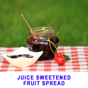 Traverse Bay Farms Juice-Sweetened Fruit Spreads