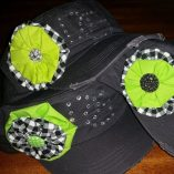 green-bling-hats