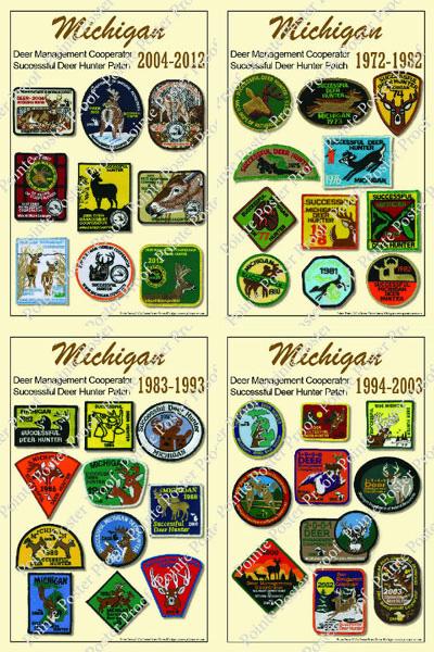 mi-deer-patch-poster-set