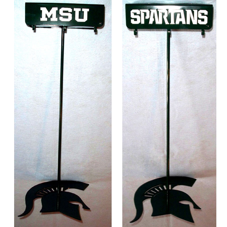 MSU Spartan Beerstix Beverage Holder