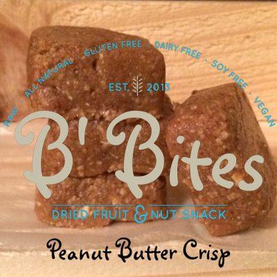 Peanut Butter Crisp Brownie Snack