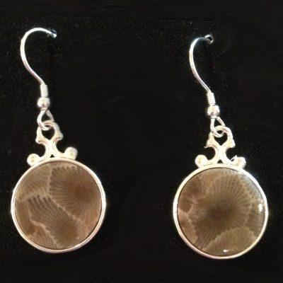 petoskey-stone-earrings-round