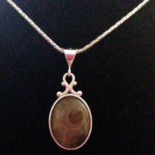 petoskey-stone-necklace-oval