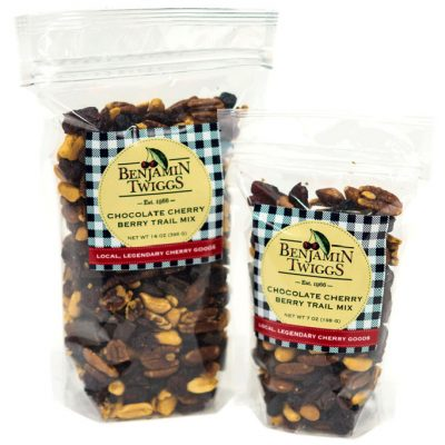 Chocolate Cherry Berry Trail Mix