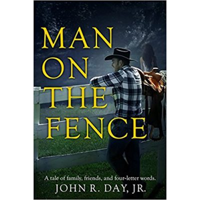 Man On The Fence Paperback Book