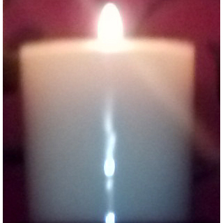 soy votive candle