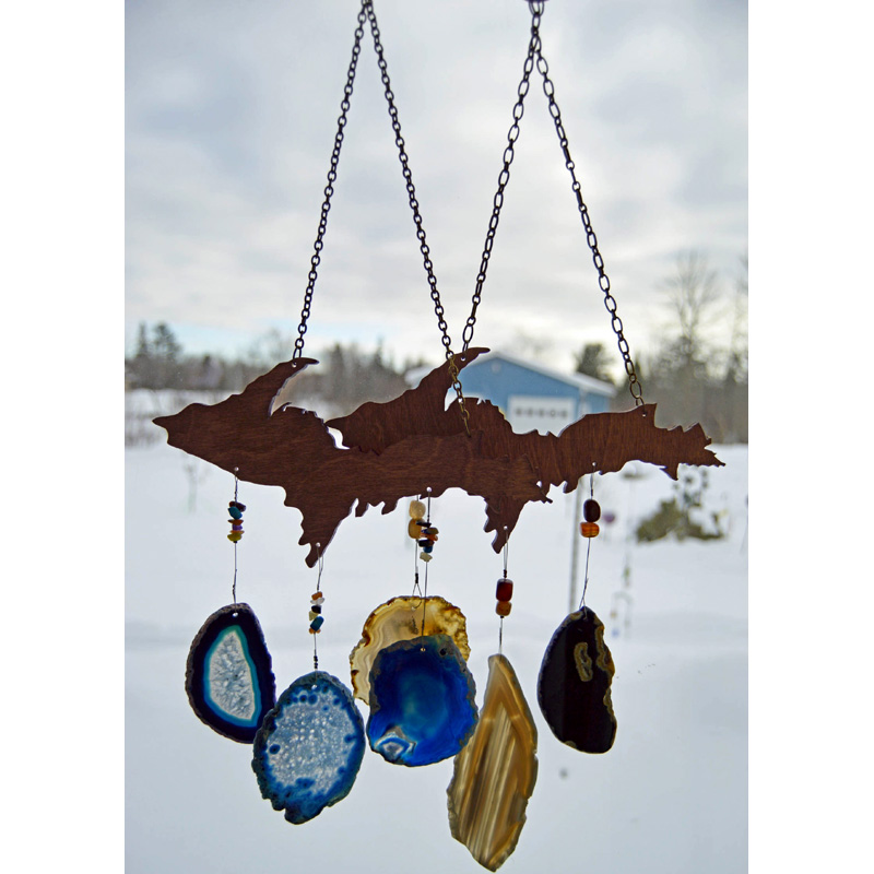 Agate Upper Michigan Wind Chime