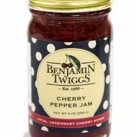 Cherry Pepper Jam