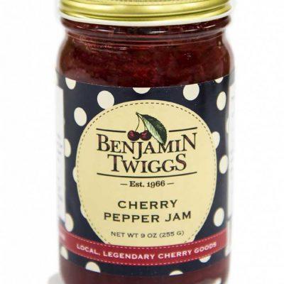 Cherry Pepper Jam