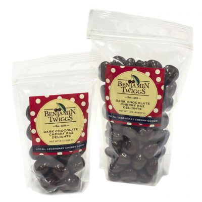 Dark Cherry Razz Delights