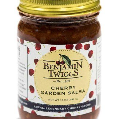 Garden Cherry Salsa