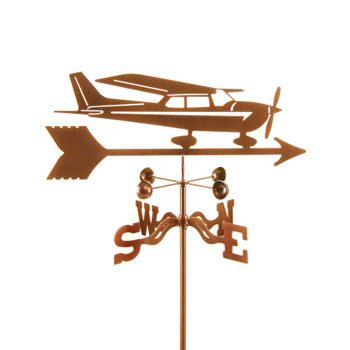 Airplane Cessna Weathervane