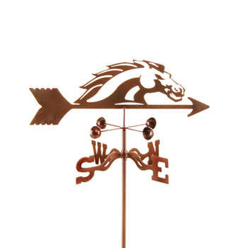 Bronco Weather Vane