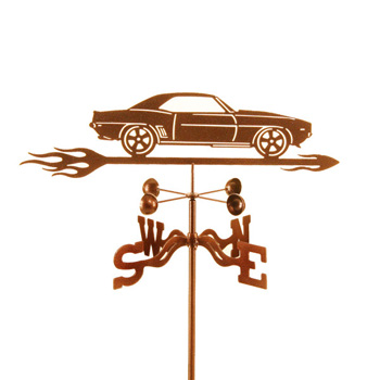 69 Camaro Weathervane