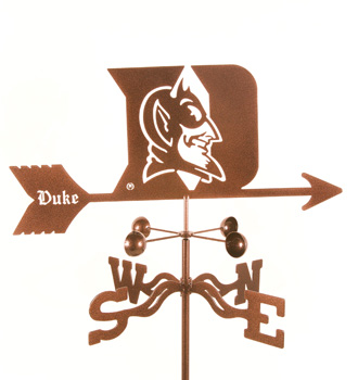 Duke University Weather Vane