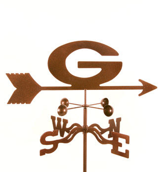 G Weather Vane