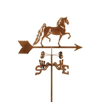 Horse – Saddlebred Weathervane