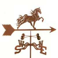 Horse – Tennessee Walker Weathervane