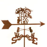 University of Kentucky Weather Vane