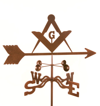 Masons Weather Vane