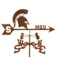 Michigan State University Weather Vane