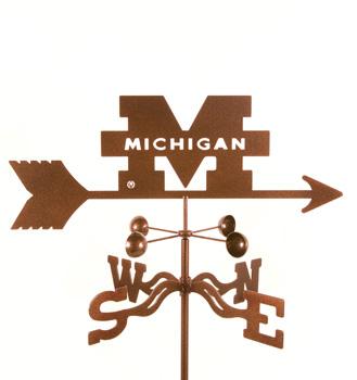 University of Michigan Weather Vane