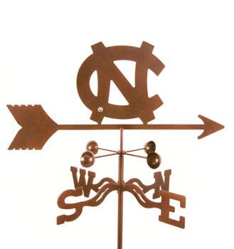 North Carolina University Weather Vane