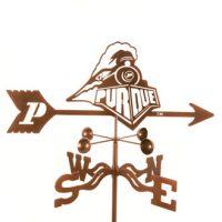 Purdue University Weather Vane