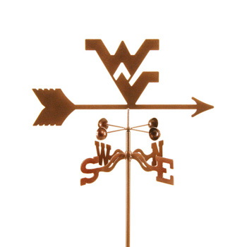 University of West Virginia Weather Vane