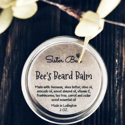 Sister Bees Bee's Beard Balm