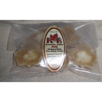 Bagged Maple Candy