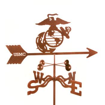 Marines Weather Vane