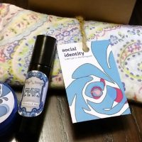 Spa & Relaxation Kit with Paisley Pillow
