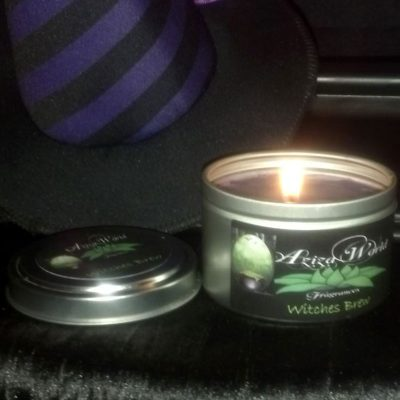 Custom Scented Soy Candles