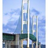 Mackinac Bridge Photo Cutting Board