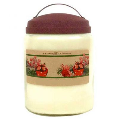Holiday Scents 28 oz Apothecary Candles